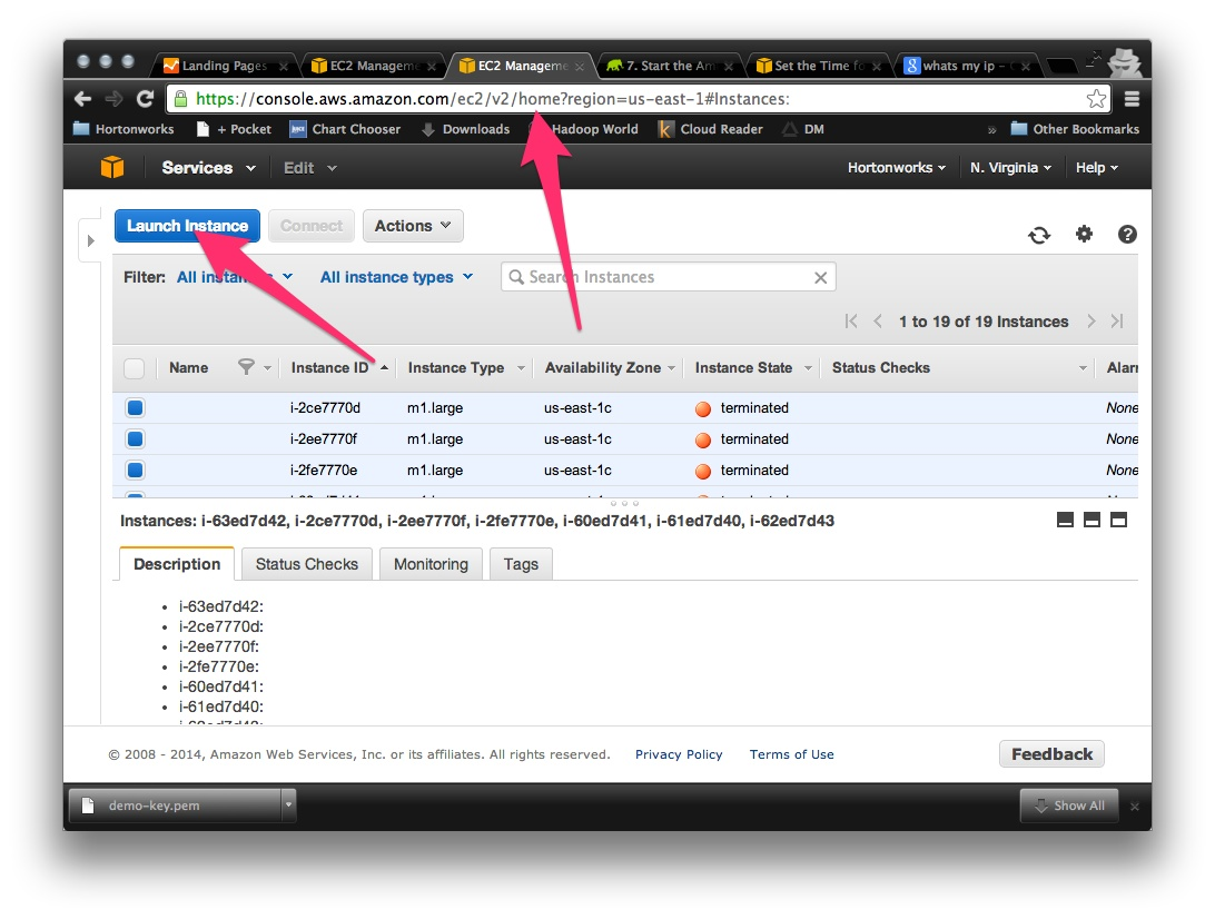 Deploying a Hadoop Cluster on Amazon EC2 | Empeccable